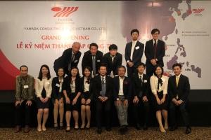 Lễ thành lập Yamada Consulting & Spire Việt Nam tại Hồ Chí Minh