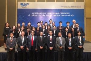 Thành lập chi nhánh Yamada Consulting & Spire Việt Nam tại Hà Nội